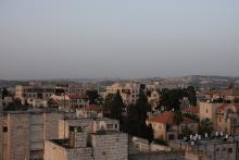 Aamuinen Jerusalem