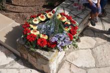 Kaatuneitten muistopäivän seppele