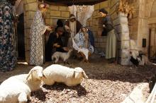 Seimiasetelma Betlehemin syntymäkirkossa