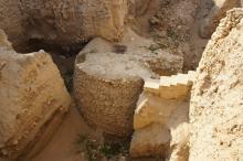 Jeriko, Joosuan aikaista kaupunkia