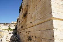 Jerusalem, temppelin Länsimuuria
