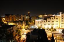 Jerusalemin yötä