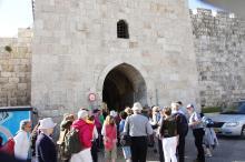 Jerusalem, Damaskusportti