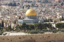 Jerusalem, Kalliomoskeija