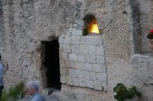 Jerusalem, Puutarhahauta