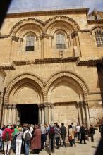 Jerusalem, Pyhän haudan kirkko